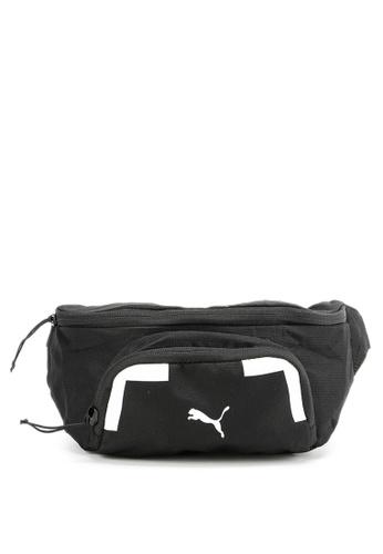 PUMA black Training Waist Bag 32C5AAC07B954CGS_1