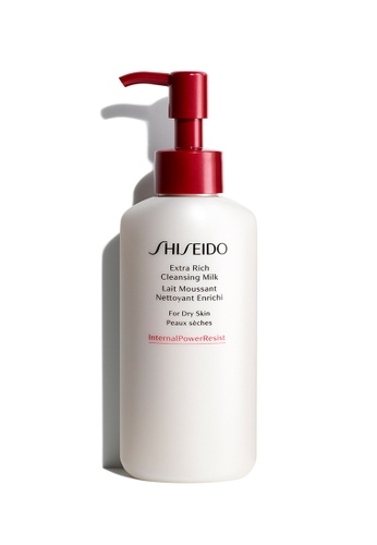 Shiseido red Extra Rich Cleansing Milk 96863BEE8A2AC7GS_1