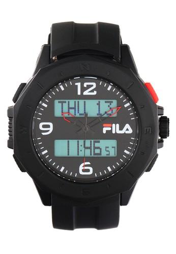 Fila Watches black Fila Man Watches 38-150-005 FI875AC62BMBID_1
