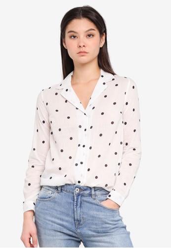 ICHI multi Valborg Shirt 64053AAA2FC54CGS_1