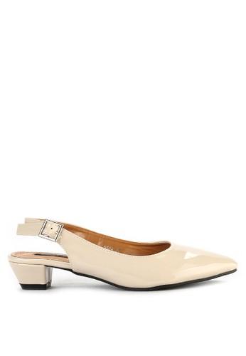 Mandy's beige Mandys Aillia Beige Heels 7599ASH092B046GS_1