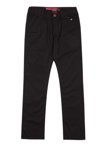 Cardinal Kids black Chinos Pants B0850KA9B8D21EGS_1