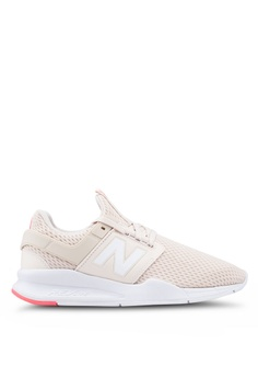 adfd4230f New Balance white 247 Lifestyle Shoes 1A649SH8A85E22GS 1