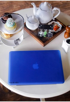 MacBook case bundle for Pro 15 – Royal Blue