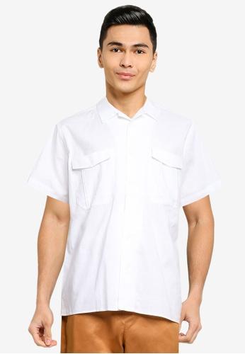niko and ... white Double Pocket Shirt 6C310AA40CBCB4GS_1