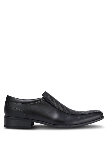 Louis Cuppers black Formal Business Shoes LO977SH0RJGKMY_1