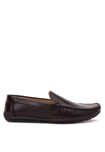 Itti black Loafers & Moccasins IT425SH52RWTPH_1