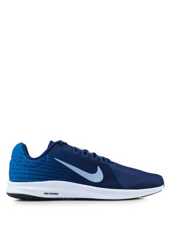 Nike blue Nike Downshifter 8 Shoes A11B5SH76E8CF9GS_1