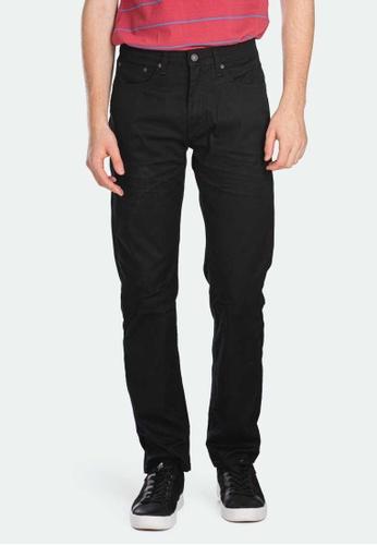 Levi's black 505™ Regular Fit Jeans 245EAAAB816E8DGS_1