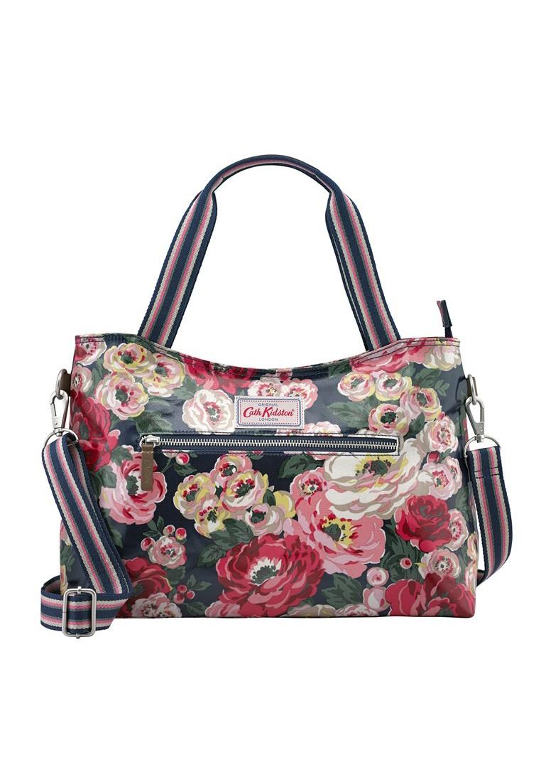 Worth Bunch Zipped Handbag with Detachable Strap
