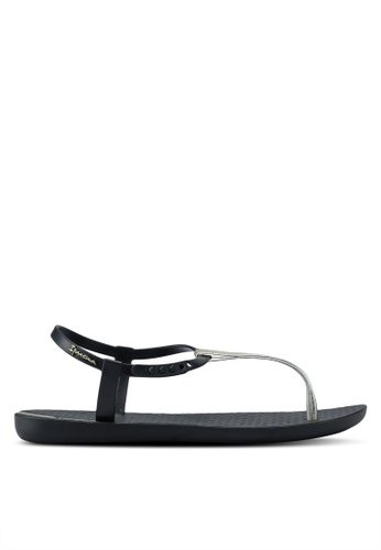 Ipanema black Ipanema Charm V Sandals IP362SH0ST6FMY_1