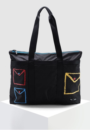 Buy Puma Select Puma X Bradley Theodore Tote Bag Online on ZALORA ... e2c5d2ffe3160