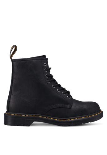 Dr. Martens black Core Originals 1460 8 Eye Boots E9213SH1CC32C9GS_1