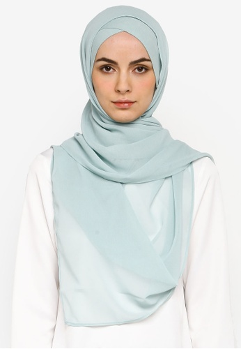Bokitta blue Skylight FreeStyle Hijab 647B3AA1375D8CGS_1