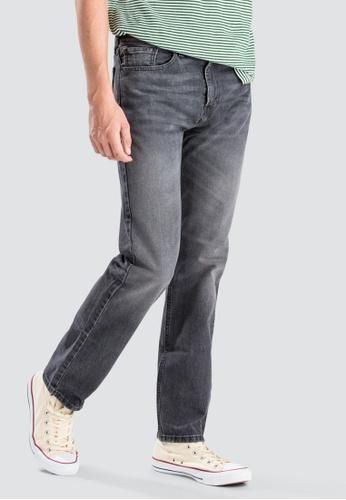 88d4051a971 Buy Levi's Levi's 505™ Regular Fit Jeans Online on ZALORA Singapore