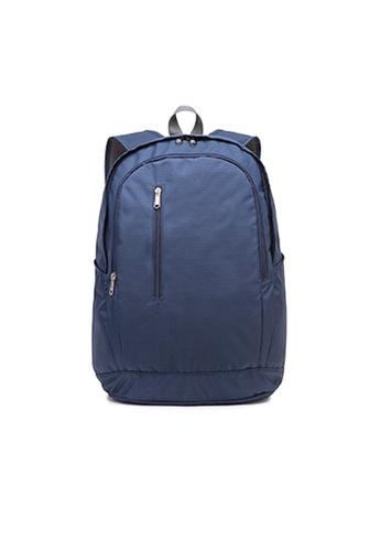 Praise blue Praise Unisex Backpack PR067AC0FF0TSG_1