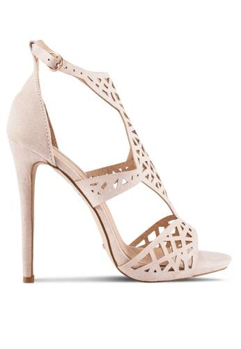 Billini beige Delani Heels BI606SH0RT3JMY_1