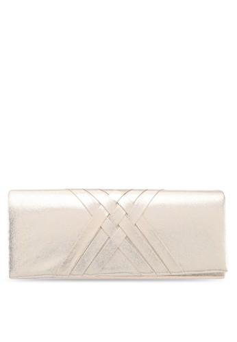 Papillon Clutch gold Kros Envelope Clutch 900BDACACD4E25GS_1