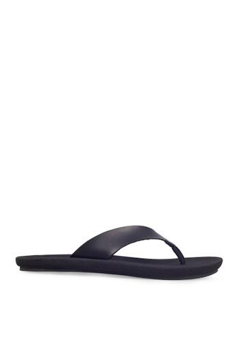 Minarno black Black Zain Strap Sandals 1FCA0SH3198A19GS_1