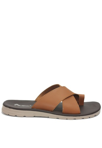 Dr. Kevin brown Dr. Kevin Men Sandals 97211 - Tan C6543SH513B408GS_1