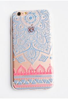 Multicolored Sundala Soft Transparent Case for iPhone 6/6s