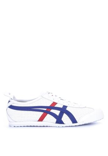 Onitsuka Tiger white Mexico 66 Sneakers 7A65FSH981D4E5GS_1