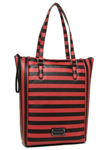 f41f88e5cd9 Marc By Marc Jacobs Stripe Small Tote Bag Cambridge