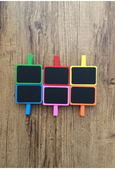 Chalk Board with Clip (Large)