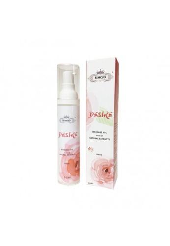 BIMOJO BIMOJO Desire Intimate Massage Oil (Rose) AF739BE22BEC59GS_1