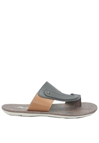 Dr. Kevin brown Dr. Kevin Men Sandals 97204 - Brown 9F391SHED2A715GS_1