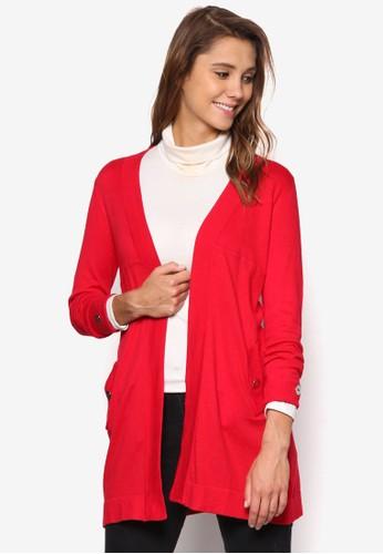 Peesprit outlettite 長版針織外套, 服飾, 服飾