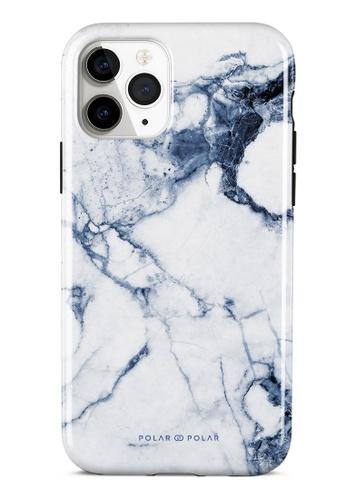Polar Polar blue Indigo Vase Dual-Layer Tough Case Glossy For iPhone 11 Pro 8CA59AC66FE342GS_1
