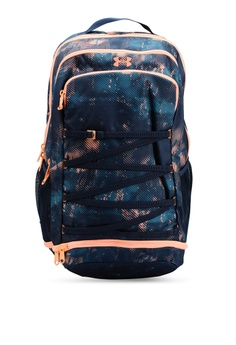 Under Armour blue and navy UA Imprint Backpack 0390DAC09E2C2FGS 1 1195826797fb0
