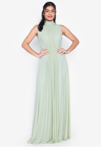 Tantease green Molly Evening Dress 3BE1DAA901867FGS_1