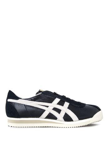 Onitsuka Tiger black and white Tiger Corsair Vin Sneakers ON625SH94EKVPH_1