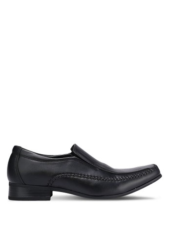 Louis Cuppers black Formal Business Shoes LO977SH0RJGIMY_1