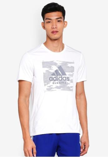 adidas white adidas bos tee m 59AC0AA96A7AB4GS_1