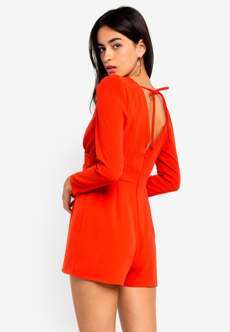 Playsuit River Alannah Red Alannah River Playsuit Island Island Red Alannah Playsuit Island River Red pB7TR