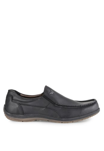 Watchout! Shoes black Outdoor Shoes WA021SH0UJSMID_1