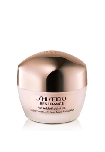 Shiseido gold Benefiance WrinkleResist24 Night Cream, 50ml BC42EBE39D5DDAGS_1
