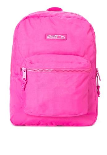 Hawk pink Durashield Fabric 4649 - HWK Backpack Bag HA267AC0IQPPPH_1
