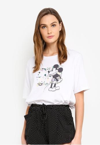 Cotton On Body white Boxy T-Shirt EFDE5AAD01B28DGS_1