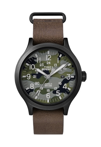 TIMEX brown Timex Expedition® Scout 43 - TW4B06600 TI205AC0RDJYMY_1