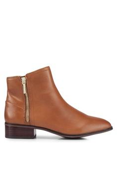 396f70be355 ALDO brown Adryssa Boots FD09ASHBC5E3F6GS 1