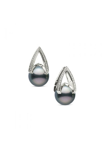 Pearly Lustre silver Pearly Lustre Elegant Saltwater Pearl Earrings WE00039 9E137AC1E5E1ECGS_1