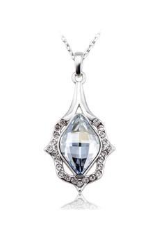 Zumqa Charm Beautiful Girl Necklace 11009