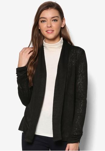 簡約開襟zalora taiwan 時尚購物網鞋子外套, 服飾, 外套