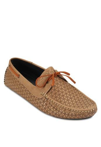 葡萄牙系列仿皮休閒鞋zalora 衣服尺寸, 鞋, 船型鞋