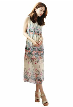 Spring Is Here Maxi Dress
