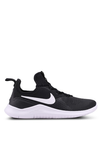 Nike black and white Nike Free TR 8 Training Shoes 1FDA1SHC42A6FBGS_1